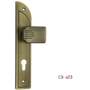 Zamac Handle Model C3-AZ3