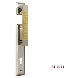 Zamac Handle Model Apartment A1-aU24