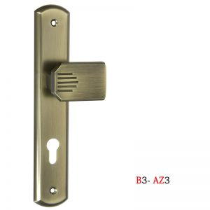 Zamac Handle Model B3-AZ3