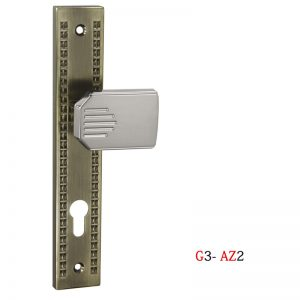 Zamac Handle Model G3-AZ2